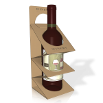 Portabottiglie Zigpack 2